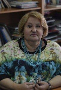 Панова Марина Николаевна